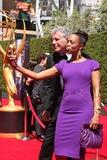 Anthony Bourdain Photo - Anthony Bourdain Aisha Tylerat the 2014 Creative Emmy Awards - Arrivals Nokia Theater Los Angeles CA 08-16-14