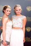 Kelli Goss Photo - Hunter King Kelli Goss at the 2015 Daytime Emmy Awards at the Warner Brothers Studio Lot on April 26 2015 in Burbank CACopyright David Edwards  DailyCelebcom 818-249-4998