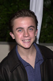 Frankie Muniz Photo -  Frankie Muniz at the premiere of Universals Josie and the Pussycats at the Galaxy Theater Hollywood 04-09-01