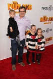 Allen Covert Photo - Allen Covertat The Nut Job World Premiere Regal Cinemas Los Angeles CA 01-11-14
