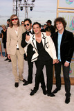 The Killers Photo - The Killers arriving at the 2005 MTV Video Music Awards American Airlines Arena Miami FL 08-28-05