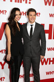 Adam DeVine Photo - Chloe Bridges Adam Devineat the Why Him Premiere Bruin Theater Westwood CA 12-17-16