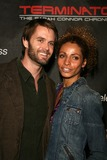 Michelle Hurd Photo - Garret Dillahunt and Michelle Hurdat the Screening Party for Terminator The Sarah Connor Chronicles Cinerama Dome Hollywood CA 01-09-08