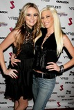 Aubry Fisher Photo - Jessica Kinni and Aubry Fisherat the JSmith Music Video Debut Premiere Party Les Deux Hollywood CA 02-25-09