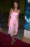 Amy Acker Photo - Amy Acker at the WB Networks 2002 Summer Party in Hollywood CA 07-13-02