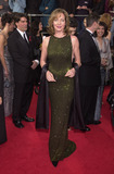 Allison Janney Photo -  Allison Janney at the 7th Annual Screen Actors Guild Awards held at the Shrine Auditorium Los Angeles 03-11-01