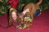 Alicia Witt Photo -  Alicia Witt at the Paws For Style 2nd Annual Pet and Fashion Show in Beverly Hills 10-15-00