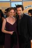 Anya Epstein Photo - Anya Epstein and Dan Futtermanat the 21st Independent Spirit Awards Santa Monica Beach Santa Monica CA 03-04-06