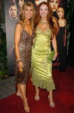Cult Photo - Julia Verdin and Phoebe Price at the wrap party for the film Cult White Lotus Hollywood CA 02-22-05