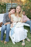 Lara Shriftman Photo - Lara Flynn Boyle and Sarah Wynter at the party honoring Lara Shriftman and Elizabeth Harrison and the launch of their new book Fete Accompli The Ultimate Guide To Creative Entertaining at a private residence Malibu CA 08-28-04
