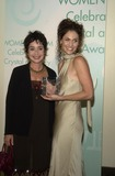 Amy Brenneman Photo - Annie Potts and Amy Brenneman at Women In Films Crystal and Lucy Awards Century Plaza Hotel Century City CA 09-20-02