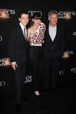 Asa Butterfield Photo - Asa Butterfield Hailee Steinfeld Harrison Fordat the Enders Game Los Angeles Premiere Chinese Theater Hollywood CA 10-28-13