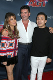 Paula Abdul Photo - LOS ANGELES - SEP 18  Paula Abdul Simon Cowell Kodi Lee at the Americas Got Talent Season 14 Finale Red Carpet at the Dolby Theater on September 18 2019 in Los Angeles CA