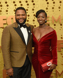Anthony Anderson Photo - LOS ANGELES - SEP 22  Anthony Anderson Alvina Anderson at the Primetime Emmy Awards - Arrivals at the Microsoft Theater on September 22 2019 in Los Angeles CA