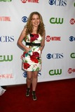 Allie Grant Photo - Allie Grant  arriving at the CBS TCA Summer 08 Party at Boulevard 3 in Los Angeles CA onJuly 18 2008