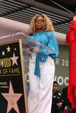 Taraji P Henson Photo - LOS ANGELES - JAN 28  Mary J Blige at the Taraji P Henson Star Ceremony on the Hollywood Walk of Fame on January 28 2019 in Los Angeles CA