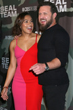 AJ Buckley Photo - LOS ANGELES - FEB 25  Toni Trucks and AJ Buckley at the Seal Team Screening at the ArcLight Hollywood on February 25 2020 in Los Angeles CA