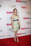 Amanda Bauer Photo - LOS ANGELES - SEPT 23  Amanda Bauer arriving at  the 9th Annual Teen Vogue Young Hollywood Party at the Paramount Studios on September 23 2011 in Los Angeles CA