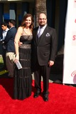 Anthony Zuiker Photo - LOS ANGELES - FEB 17  Anthony Zuiker and fiance arrives at the 2013 Streamy Awards at the Hollywood Palladium on February 17 2013 in Los Angeles CA