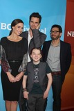 Al Madrigal Photo - LOS ANGELES - JAN 19  Minnie Driver David Walton Al Madrigal Benjamin Stockham at the NBC TCA Winter 2014 Press Tour at Langham Huntington Hotel on January 19 2014 in Pasadena CA