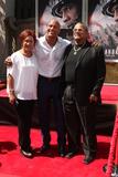 Ata Johnson Photo - LOS ANGELES - MAY 19  Ata Johnson Dwayne Johnson Rocky Johnson at the Dwayne Johnson Hand and Foot Print Ceremony at the TCL Chinese Theater on May 19 2015 in Los Angeles CA