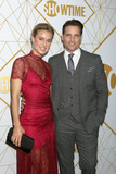 Peter Facinelli Photo - LOS ANGELES - SEP 21  Lily Anne Harrison Peter Facinelli at the Showtime Emmy Eve Party at the San Vicente Bungalows on September 21 2019 in West Hollywood CA