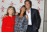 Peter Bergman Photo - LOS ANGELES - AUG 19  Marla Adams Jess Walton Peter Bergman at the Young and Restless Fan Event 2017 at the Marriott Burbank Convention Center on August 19 2017 in Burbank CA