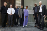 Dionne Warwick Photo - LOS ANGELES - JAN 28  Guests Ken Kragen Gina Belafonte Dionne Warwick Lloyd Greig Jay Cooper at the 35th Anniversary of We Are The World at the Henson Recording Studios on January 28 2020 in Los Angeles CA