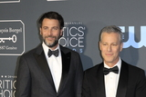 Andrew Form Photo - LOS ANGELES - JAN 13  Brad Fuller Andrew Form at the Critics Choice Awards  at the Barker Hanger on January 13 2019 in Santa Monica CA