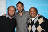 Christopher Lawrence Photo - LOS ANGELES - JAN 6  Scott Krinsky Zachary Levi Mark Christopher Lawrence arrives at the NBC Universal All-Star Winter TCA Party at The Athenauem on January 6 2012 in Pasadena CA