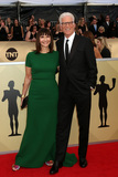 Mary Steenburgen Photo - LOS ANGELES - JAN 21  Mary Steenburgen Ted Danson at the 24th Screen Actors Guild Awards - Press Room at Shrine Auditorium on January 21 2018 in Los Angeles CA