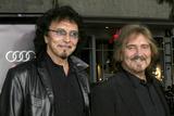 Tony Iommi Photo - Tony Iommi  Geezer Butlerironman Premiere Graumans Chinese TheaterLos Angeles CAApril 30 2008