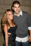 Adrienne Bailon Photo - Adrienne Bailon  Robert Kardashian JrITW  ISH Entertainment Summer Stars PartySocial Los Angeles  CAMay 22 2008