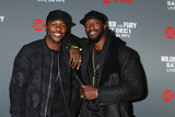 Aldis Hodge Photo - LOS ANGELES - DEC 1  Edwin Hodge Aldis Hodge at the Heavyweight Championship Of The World Wilder vs Fury - Arrivals at the Staples Center on December 1 2018 in Los Angeles CA