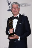 Anthony Bourdain Photo - LOS ANGELES - SEP 15  Anthony Bourdain at the Creative Emmys 2013 - Press Room at Nokia Theater on September 15 2013 in Los Angeles CA