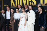 Chris Evans Photo - LOS ANGELES - NOV 14  Rian Johnson Michael Shannon Jaeden Martell Daniel Craig Katherine Langford Don Johnson Ana de Armas Chris Evans Jamie Lee Curtis Ram Bergman at the Knives Out Premiere at Village Theater on November 14 2019 in Westwood CA