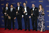 Garry Shandling Photo - LOS ANGELES - SEP 9  The Zen Diaries of Garry Shandling producers crew at the 2018 Creative Arts Emmy Awards - Day 2 - Press Room at the Microsoft Theater on September 9 2018 in Los Angeles CA