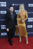 Jennifer Akerman Photo - LOS ANGELES - OCT 22  Tom Payne Jennifer Akerman at the The Walking Dead 100th Episode Celebration at the Greek Theater on October 22 2017 in Los Angeles CA