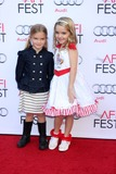 Mia Talerico Photo - LOS ANGELES - NOV 9  Mia Talerico Mckenna Grace at the AFI FEST Mary Poppins 50th Anniversary Commemoration Screening at TCL Chinese Theater on November 9 2013 in Los Angeles CA