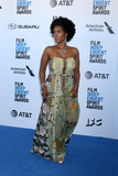Yolanda Ross Photo - LOS ANGELES - FEB 23  Yolanda Ross at the 2019 Film Independent Spirit Awards on the Beach on February 23 2019 in Santa Monica CA