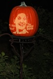 Ann B Davis Photo - LOS ANGELES - OCT 4  Ann B Davis Carved Pumpkin at the RISE of the Jack OLanterns at Descanso Gardens on October 4 2014 in La Canada Flintridge CA