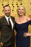 Tony Hale Photo - LOS ANGELES - SEP 22  Tony Hale Mariel Hale at the Primetime Emmy Awards - Arrivals at the Microsoft Theater on September 22 2019 in Los Angeles CA