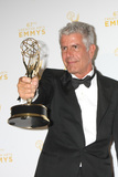 Anthony Bourdain Photo - vLOS ANGELES - SEP 12  Anthony Bourdain at the Primetime Creative Emmy Awards Press Room at the Microsoft Theater on September 12 2015 in Los Angeles CA