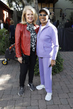 Dionne Warwick Photo - LOS ANGELES - JAN 28  Mary Hart Dionne Warwick at the 35th Anniversary of We Are The World at the Henson Recording Studios on January 28 2020 in Los Angeles CA