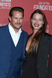 Wallis Annenberg Photo - LOS ANGELES - NOV 7  Jason Lewis Liz Godwin at the 4th Annual Patron of the Artists Awards at Wallis Annenberg Center for the Performing Arts on November 7 2019 in Beverly Hills CA