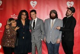 Mavis Staples Photo - LOS ANGELES - FEB 8  Mavis Staples and Brittany Howard Heath Fogg Zac Cockrell and Steve Johnson of the Alabama Shakes arrives at the 2013 MusiCares Person Of The Year Gala Honoring Bruce Springsteen  at the Los Angeles Convention Center on February 8 2013 in Los Angeles CA