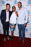 Aaron Hines Photo - vLOS ANGELES - JUN 30  Nick Hounslow Nichelle Hines Aaron Hines at the SpyChatter Launch Event at the The Argyle on June 30 2015 in Los Angeles CA