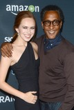 Andre Royo Photo - LOS ANGELES - NOV 9  Andre Royo Elizabeth McLaughlin at the Transparent Season Two Red Carpet Premiere at the Pacific Design Center on November 9 2015 in West Hollywood CA