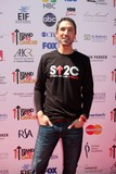 Ethan Zohn Photo - LOS ANGELES - SEP 7  Ethan Zohn arrives at the 2012 Stand Up To Cancer Benefit at Shrine on September 7 2012 in Los Angeles CA