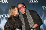 Andrew Dice Clay Photo - LOS ANGELES - JAN 11  Valerie Silverstein Andrew Dice Clay at the FOX TV TCA Winter 2017 All-Star Party at Langham Hotel on January 11 2017 in Pasadena CA